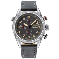 Ingersoll IN1102GU Grizzly automatisch herenhorloge 45mm
