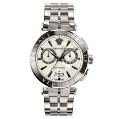 Versace VE1D00319 Aion heren horloge chronograaf 45 mm
