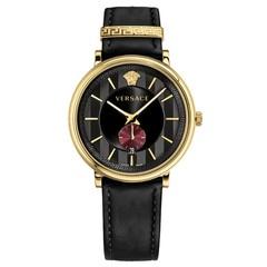 Versace VEBQ00519 V-Circle heren horloge 42 mm