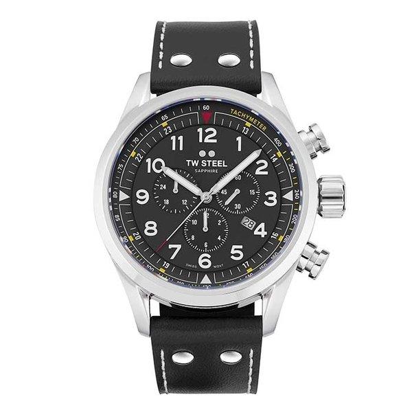 TW Steel TW Steel Swiss Volante SVS202 chronograaf horloge 48mm