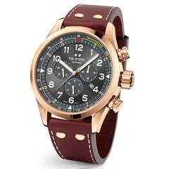 TW Steel Swiss Volante SVS203 chronograaf horloge 48mm
