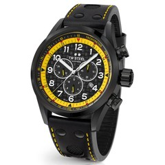 TW Steel Swiss Volante SVS301 WTCR Special Edition chronograaf horloge 48mm