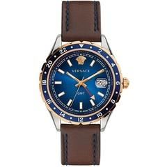 Versace V11080017 Hellenyium GMT heren horloge