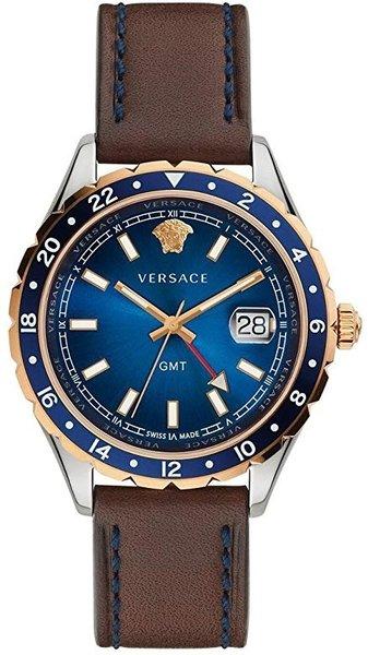 Versace Versace V11080017 Hellenyium GMT heren horloge