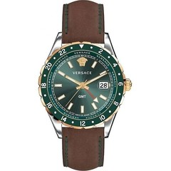 Versace V11090017 Hellenyium GMT heren horloge