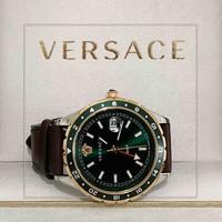 Versace Versace V11090017 Hellenyium GMT heren horloge