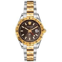Versace V11040015 Hellenyium GMT heren horloge
