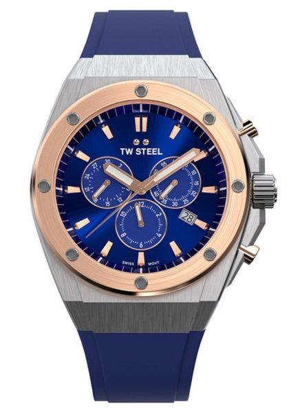 TW Steel TW Steel CE4046 CEO TECH chronograaf horloge 44 mm DEMO