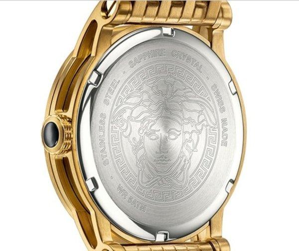 Versace Versace VERD00819 Palazzo heren horloge 43 mm