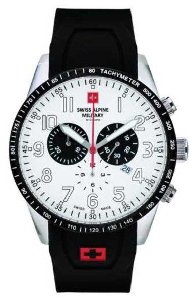 Swiss Alpine Military Swiss Alpine Military 7082.9833 heren horloge 45 mm