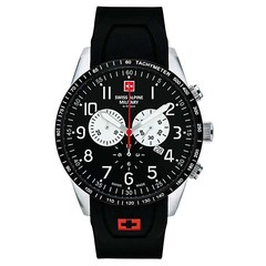 Swiss Alpine Military 7082.9837 heren horloge 45 mm
