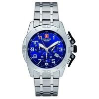 Swiss Alpine Military Swiss Alpine Military 7063.9135 heren horloge 45 mm