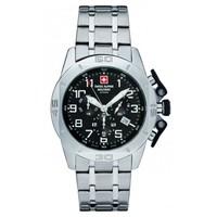 Swiss Alpine Military Swiss Alpine Military 7063.9137 heren horloge 45 mm