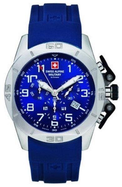 Swiss Alpine Military Swiss Alpine Military 7063.9835 heren horloge 45 mm