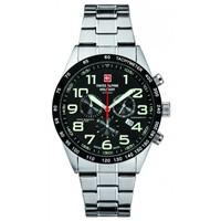 Swiss Alpine Military Swiss Alpine Military 7047.9137 heren horloge 46 mm