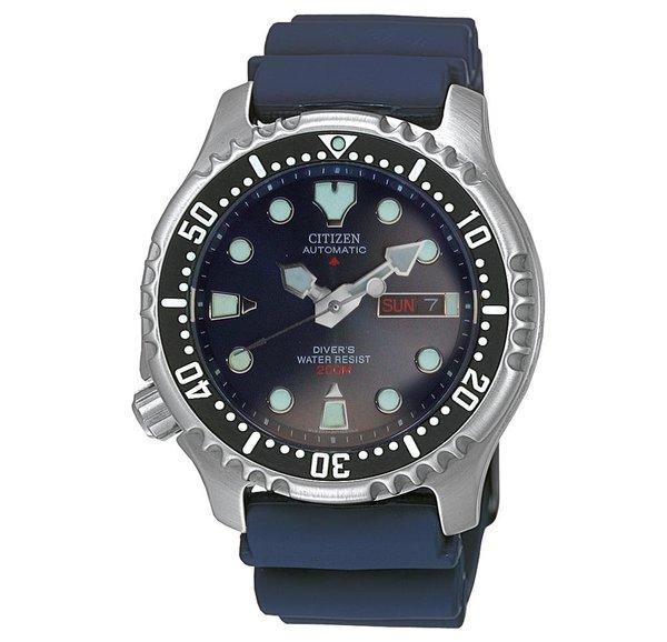 Citizen Citizen Promaster NY0040-17LE Marine automatisch herenhorloge 42 mm
