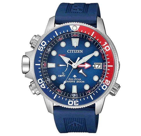 Citizen Citizen Promaster BN2038-01L Aqualand Eco-Drive herenhorloge 46.5 mm