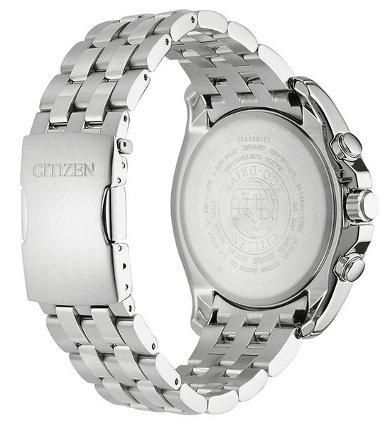 Citizen Citizen radiogestuurd AT9030-55L Eco-Drive radiogestuurd herenhorloge 44 mm