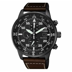 Citizen CA0695-17E chronograaf Eco-Drive herenhorloge 44 mm