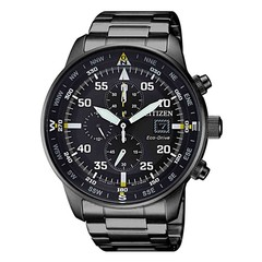 Citizen CA0695-84E chronograaf Eco-Drive herenhorloge 44 mm