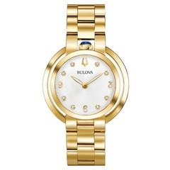 Bulova 97P125 Rubaiyat dames horloge 35 mm