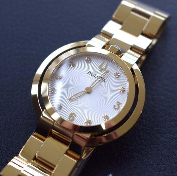 Bulova Bulova 97P125 Rubaiyat dames horloge 35 mm