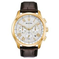 Bulova 97B169 Classic chronograaf heren horloge 46mm