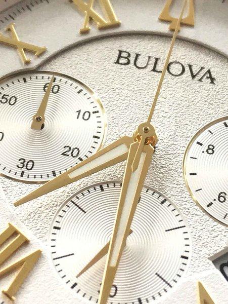 Bulova Bulova 97B169 Classic chronograaf heren horloge 46mm