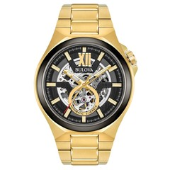 Bulova 98A178 Classic Automatisch heren horloge 46 mm