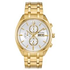 Bulova 97C109 Classic Chronograaf heren horloge 42 mm