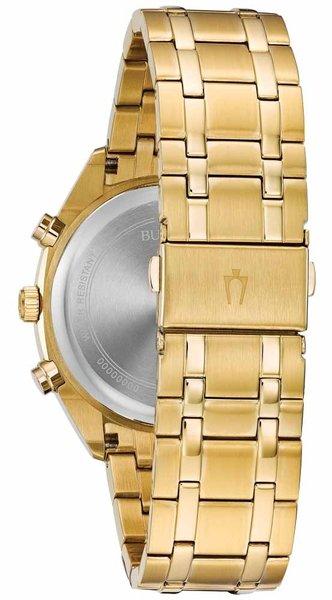 Bulova Bulova 97C109 Classic Chronograaf heren horloge 42 mm