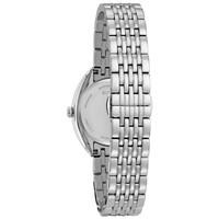 Bulova Bulova 96R212 Classic Diamond dames horloge 30 mm