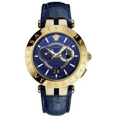 Versace VEBV00219 V-Race heren horloge 46 mm