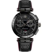 Versace Versace VE1D00519 Aion heren horloge 45 mm