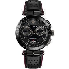 Versace VE1D00519 Aion heren horloge 45 mm