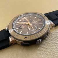 Versace Versace VECN00319 V-Extreme Pro heren horloge 46 mm