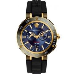 Versace VECN00119 V-Extreme Pro heren horloge 46 mm
