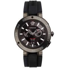 Versace VECN00219 V-Extreme Pro heren horloge 46 mm
