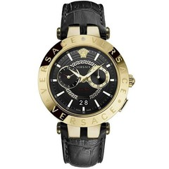 Versace VEBV00119 V-Race heren horloge 46 mm