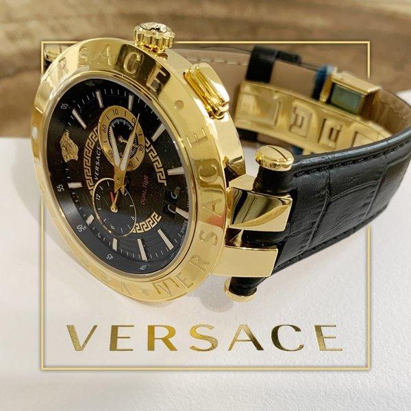 Versace Versace VEBV00119 V-Race heren horloge 46 mm