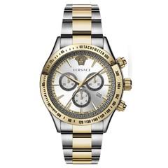 Versace VEV700519 Chrono Classic heren horloge chronograaf 44 mm