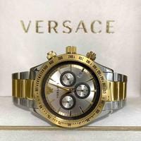 Versace Versace VEV700519 Chrono Classic heren horloge chronograaf 44 mm