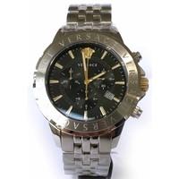 Versace Versace VEV600419 Chrono Signature heren horloge chronograaf 44 mm