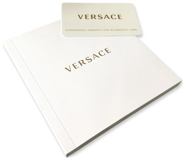 Versace Versace VEV900419 Icon Classic heren horloge chronograaf 42 mm