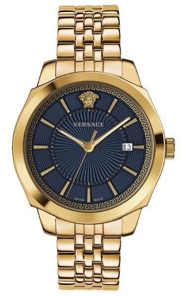 Versace Versace VEV900619 Icon Classic heren horloge chronograaf 42 mm