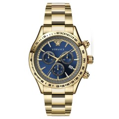 Versace VEV700619 Chrono Classic heren horloge chronograaf 44 mm