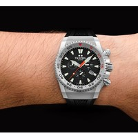 TW Steel TW Steel ACE400 Diver Swiss Chronograaf Limited Edition horloge 44mm