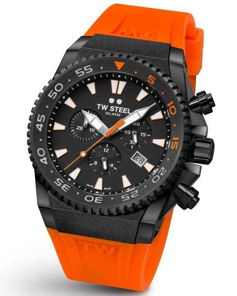 TW Steel TW Steel ACE404 Diver Swiss Chronograaf Limited Edition horloge 44mm