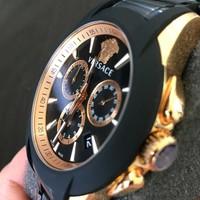 Versace Versace  VEM800418 DEMO heren horloge chronograaf Character