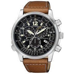 Citizen CB5860-27E Promaster Sky radiogestuurd Eco-Drive heren horloge 43,7 mm